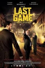 Film Poster The Last Game